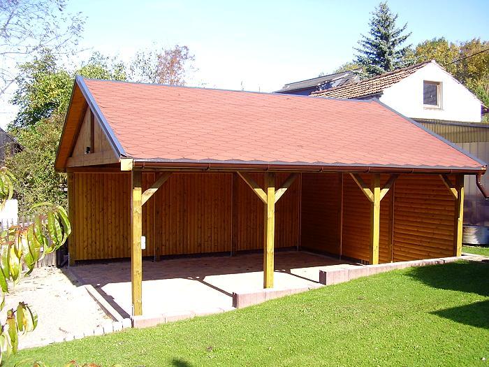 carport satteldach monaco iv 600x900cm leimbinder fichte holz neu 4260321825164 ebay. Black Bedroom Furniture Sets. Home Design Ideas